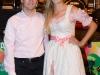 OB Florian Hartmann und Tafel-Prinzessin